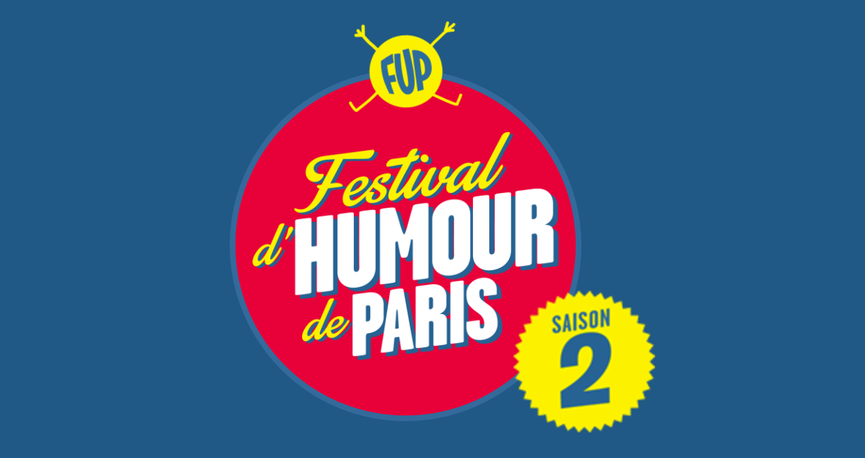 Paris, the city of laugh… Oups, of love !