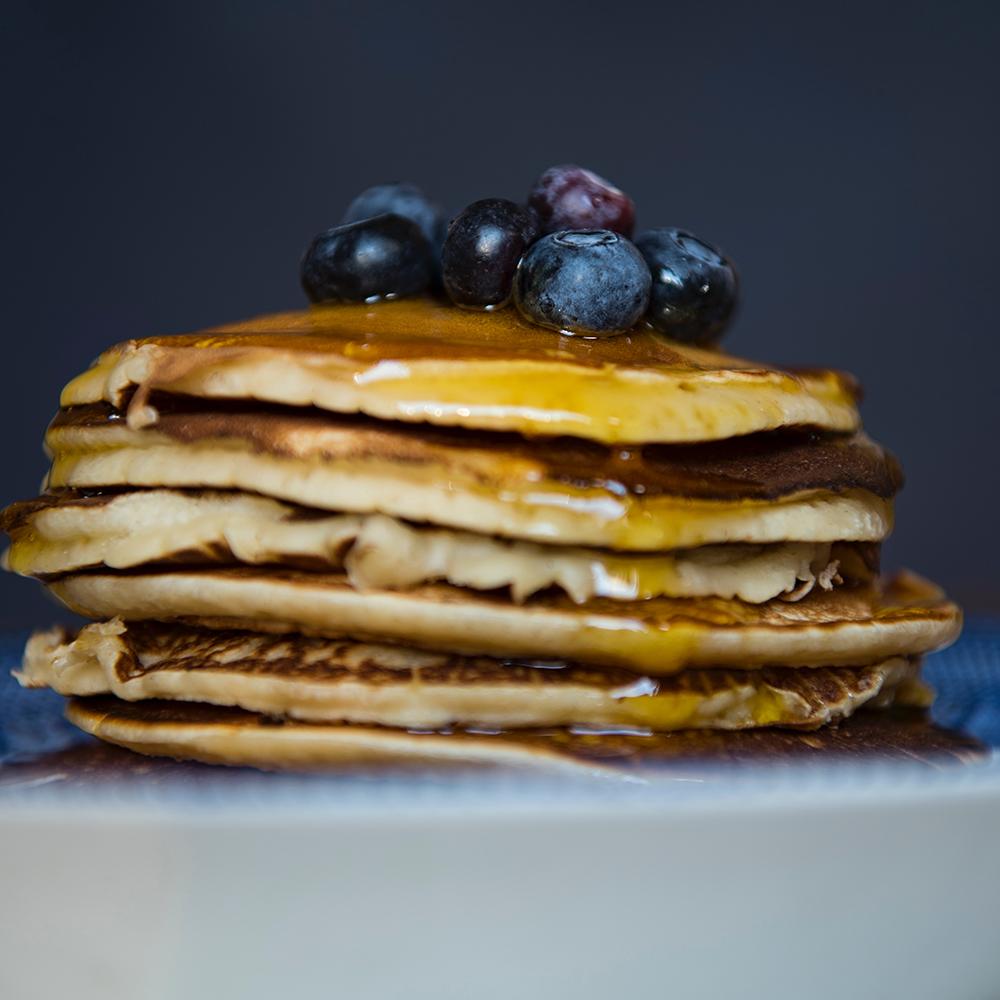 junk food à Paris pancake