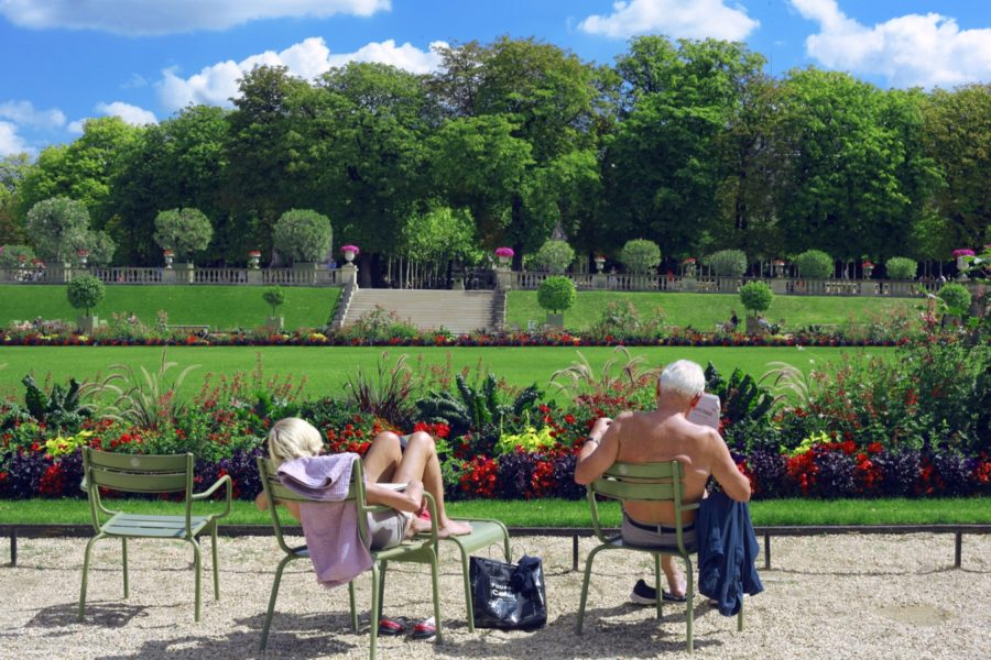 Les plus beaux parcs et  jardins à Paris pour une balade champêtre
