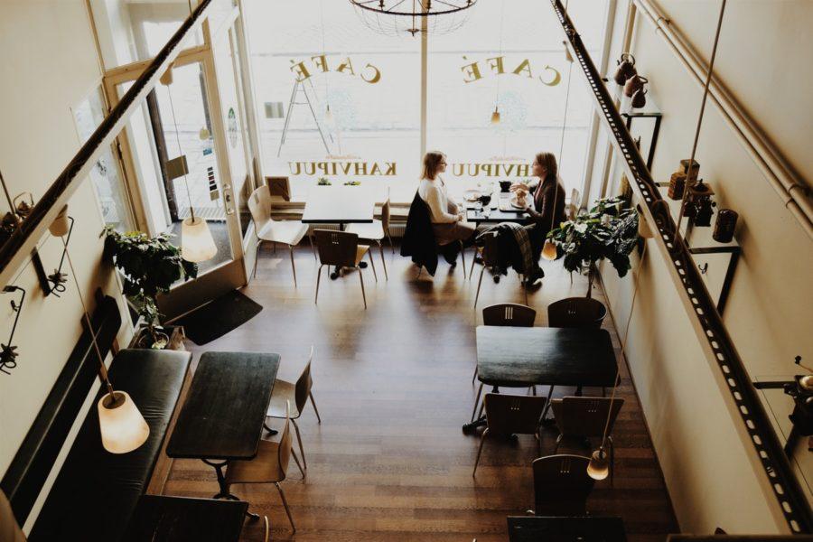 Lâche ton open space: rien de tel qu'un café pour travailler à Paris !