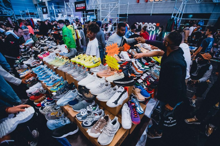 L'énorme salon Sneakers Event revient à Paris en avril
