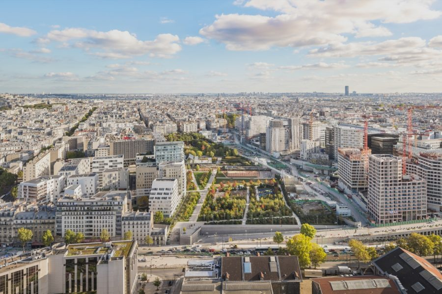 Pourquoi vivre aux Batignolles, le premier EcoQuartier labellisé de Paris