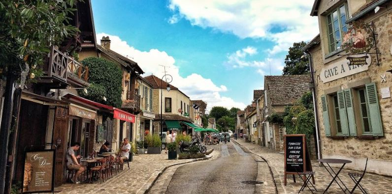 Les plus beaux villages d'Île-de-France pour un weekend autour de Paris