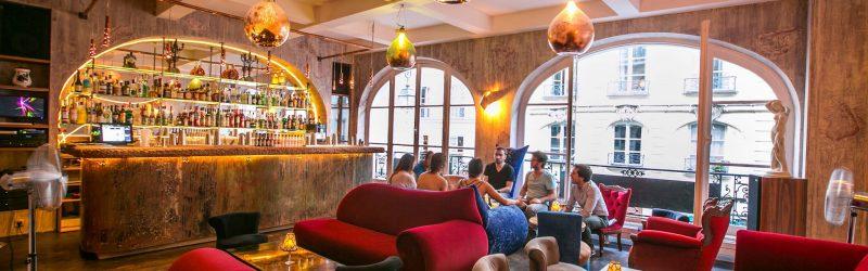 café pour travailler à Paris le 153