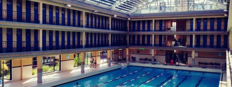 piscine à paris