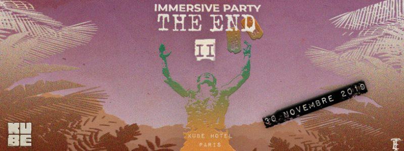 kube hôtel the End II