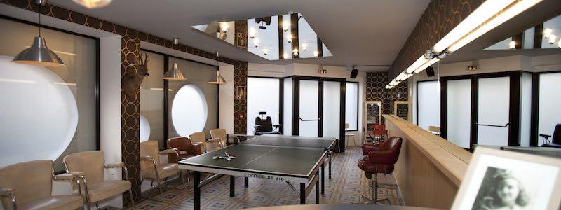 bar à ping pong gossima