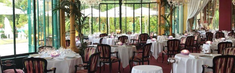 restaurant à Paris 16 grande cascade