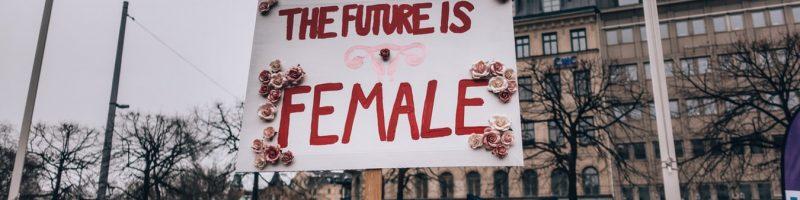 journée de la femme à paris manifestation