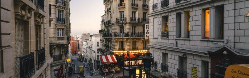 hipster à Paris sacré coeur paris 11