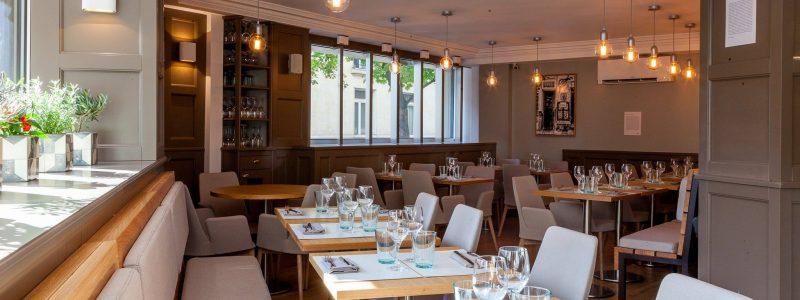 restaurant à Paris 16 mavrommatis