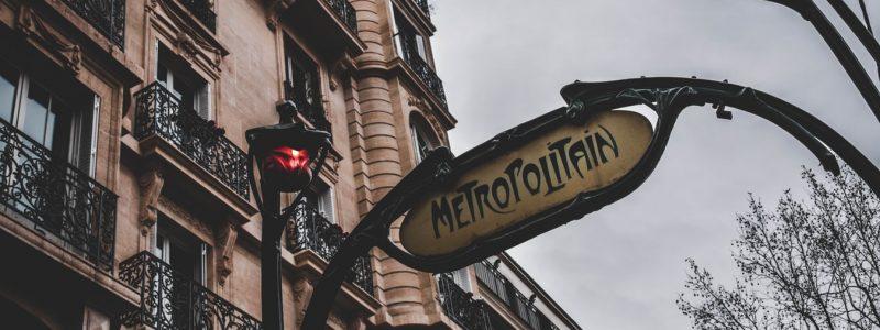 nouveautés à paris 2020 metro