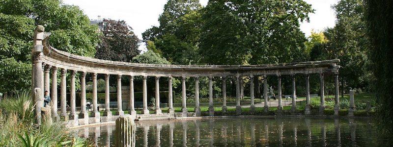 jardin paris parc monceau