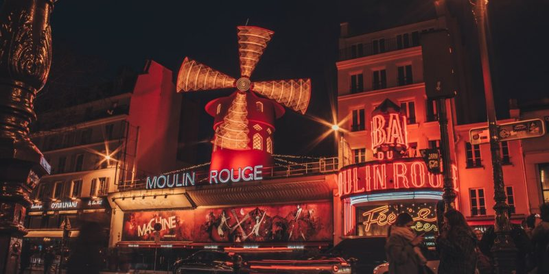 meilleur cabaret paris moulin rouge
