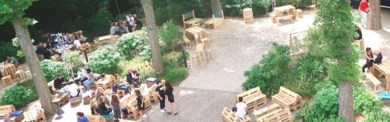 open air à Paris bois de boulogne été 2020