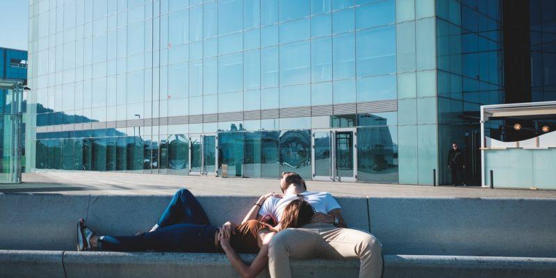 sieste à paris take a nap