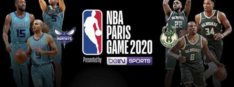 nouveautés à paris 2020 nba janvier