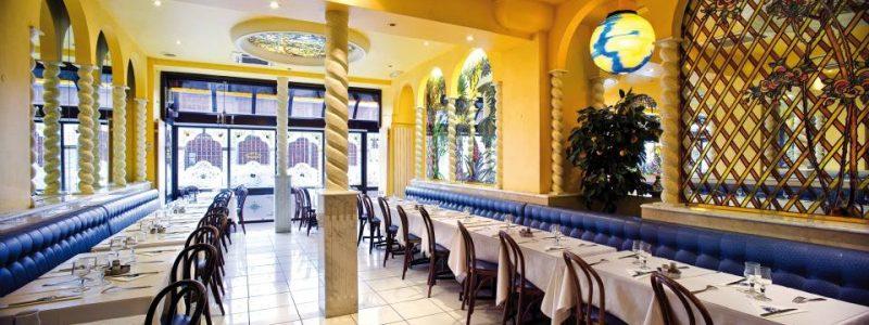 bon restaurant marocain à pantin couscous