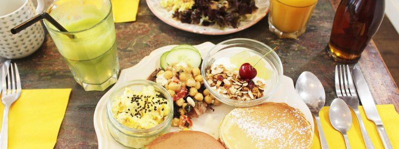 goûter Paris Pancake Sisters