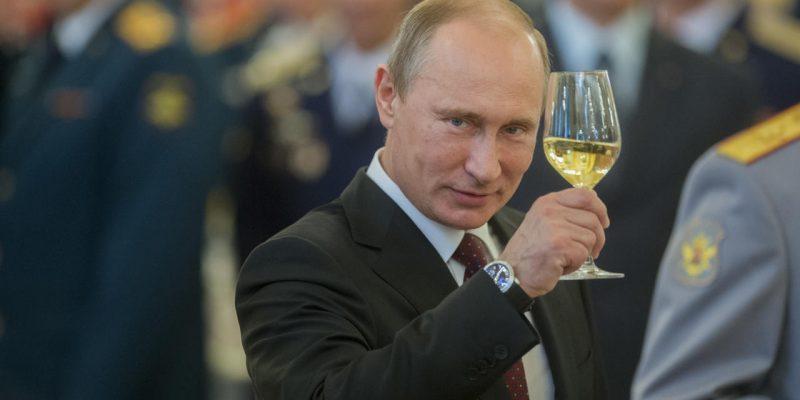 meilleure poutine à Paris Vladimir Putin