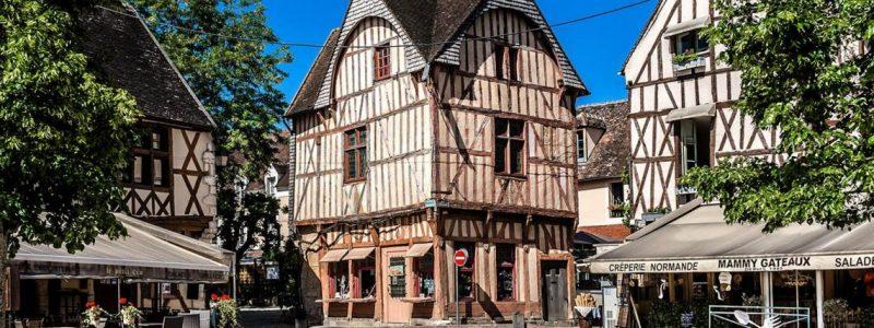 plus beaux villages d'île-de-france provins village médiéval