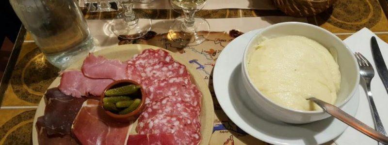restaurant pain vin fromages à paris raclette et fondue