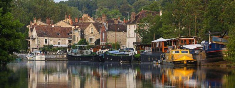 les plus beaux villages d'île-de-france