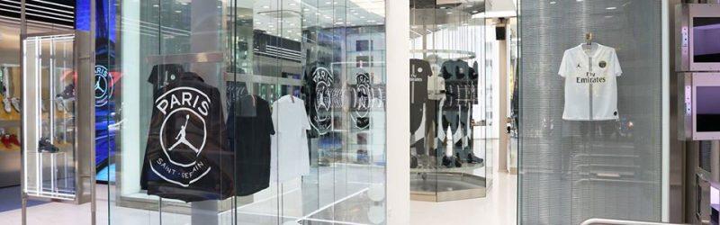 boutiques de sneakers à paris