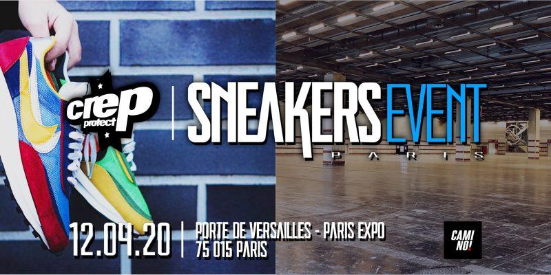 sneakers event paris baskets