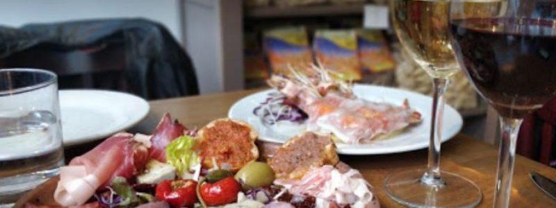 meilleur restaurant italien de Paris sortir à paris 20