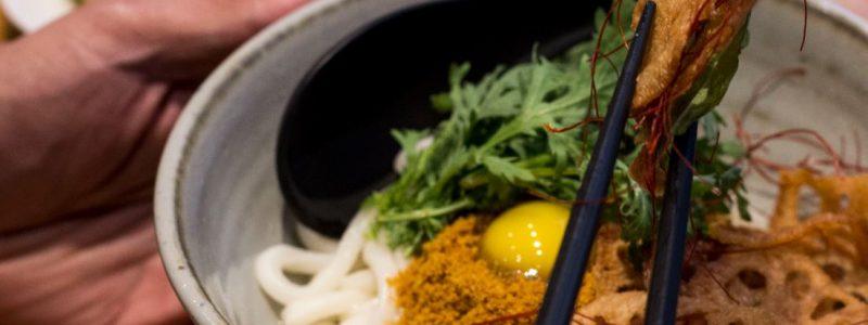 meilleur restaurant japonais à Paris udon jubey