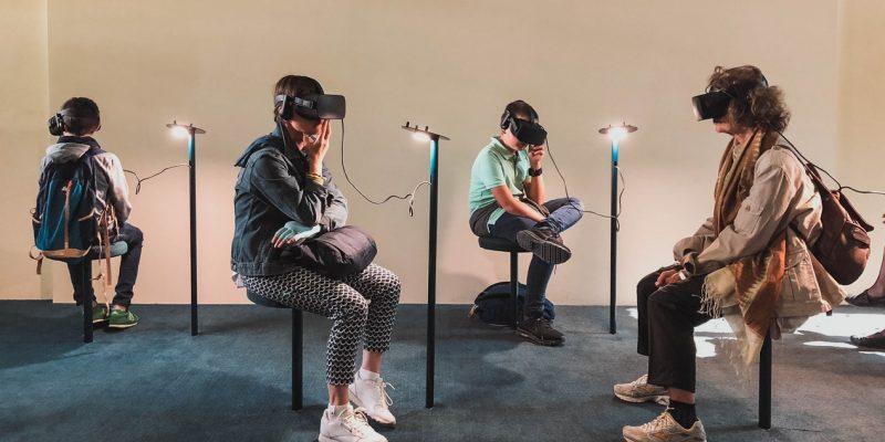 lieu realité virtuelle