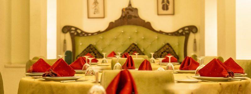 restaurant anniversaire paris Ziryab